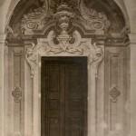 Entrata Sala dei Piatti - Storica
