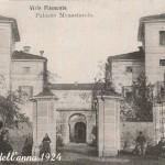 Cartolina Castello 1924
