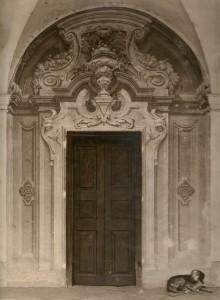 14 - Entrata Sala dei Piatti Storica