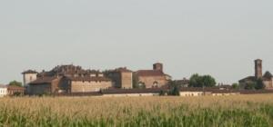 7 - Veduta dalla campagna castello romagnano
